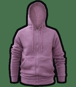 Renegade Club Full Zip Jacket nantucket fleece, womens fleece, mens fleece, unisex, soft fleece, raspberry, purple, violet