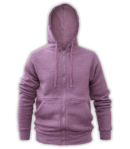Renegade Club Full Zip Jacket nantucket fleece, womens fleece, mens fleece, unisex, soft fleece, raspberry, purple, violet