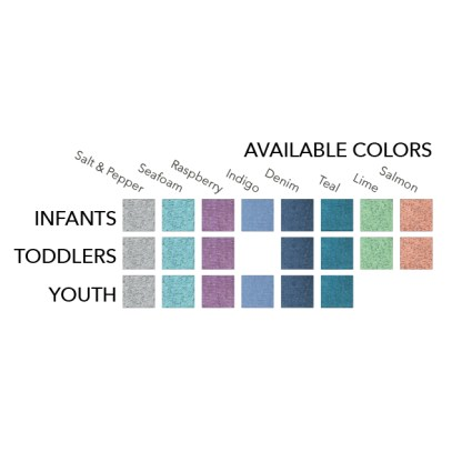 available nantucket fleece kids colors, infants toddlers youth renegade club blanks wholesale for embroidery