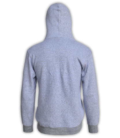 Renegade Club Unisex Pullover, adult fleece pullover hoodie, womens fleece, mens fleece, nantucket soft fleece, lavender, purple, violet, back