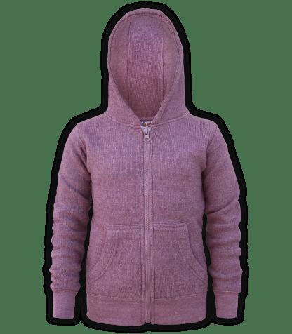 renegade-club-kids-jacket-nantucket-fleece-youth-fleece jacket, full zip, raspberry, violet