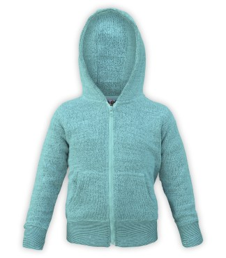 kids nantucket fleece full zip soft jacket blanks for embroidery