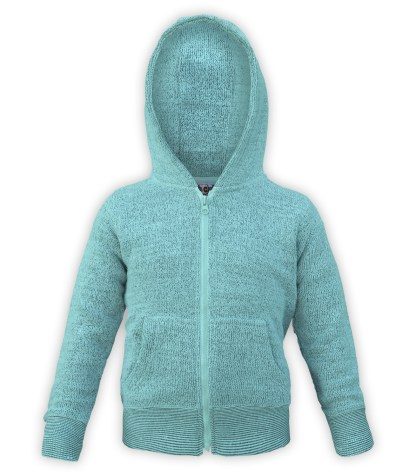 kids nantucket fleece full zip soft jacket blanks for embroidery