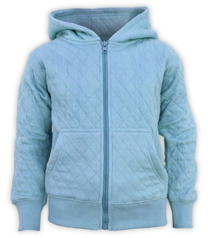 kids quilted fleece jacket, wholesale blanks for embroidery renegade club style