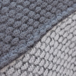 gray and white fabric, signature fleece renegade club for embroidery