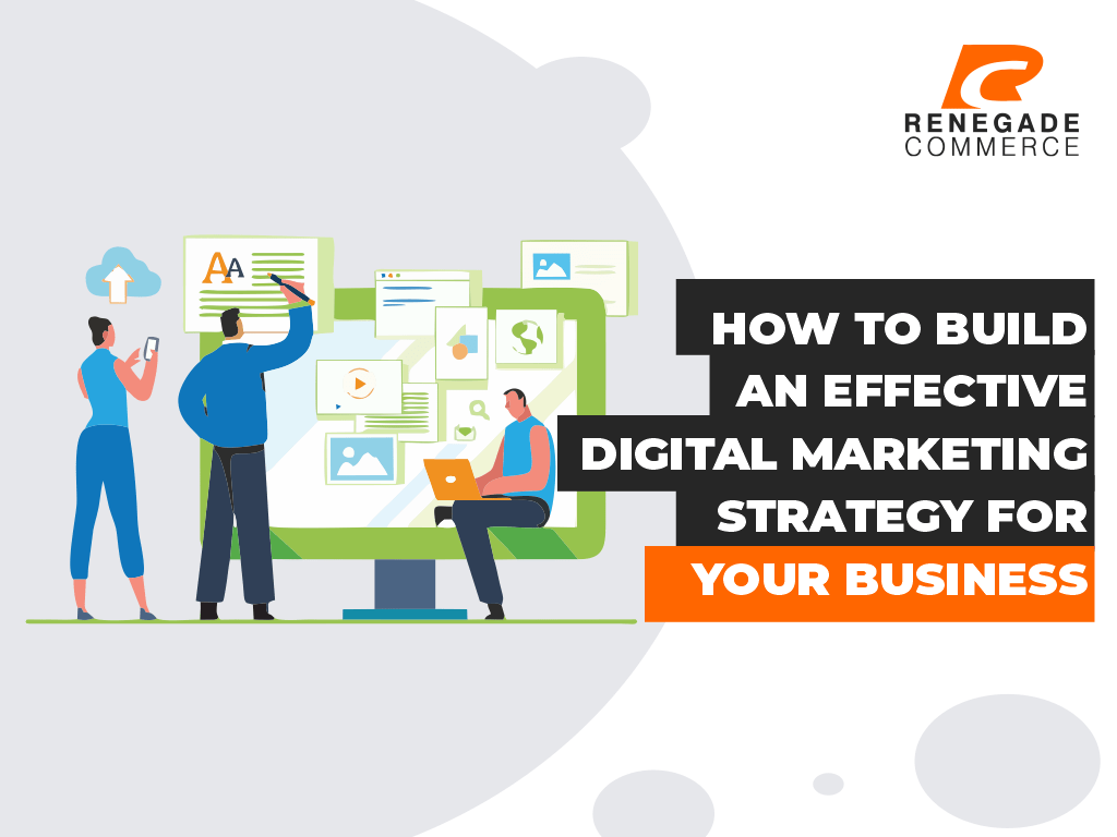 building effective digital strategy
