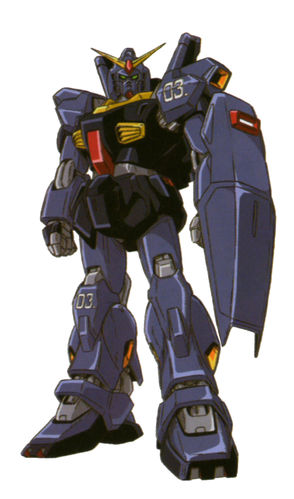 RX-178_-_Gundam_Mk-II_(Titans_Colors)_-_Front_View