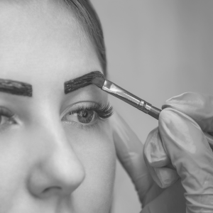 henna brow training