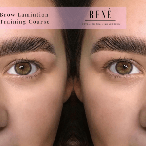 online brow lamination training