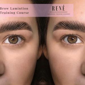 online brow lamination training liverpool