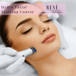 hydra facial training course