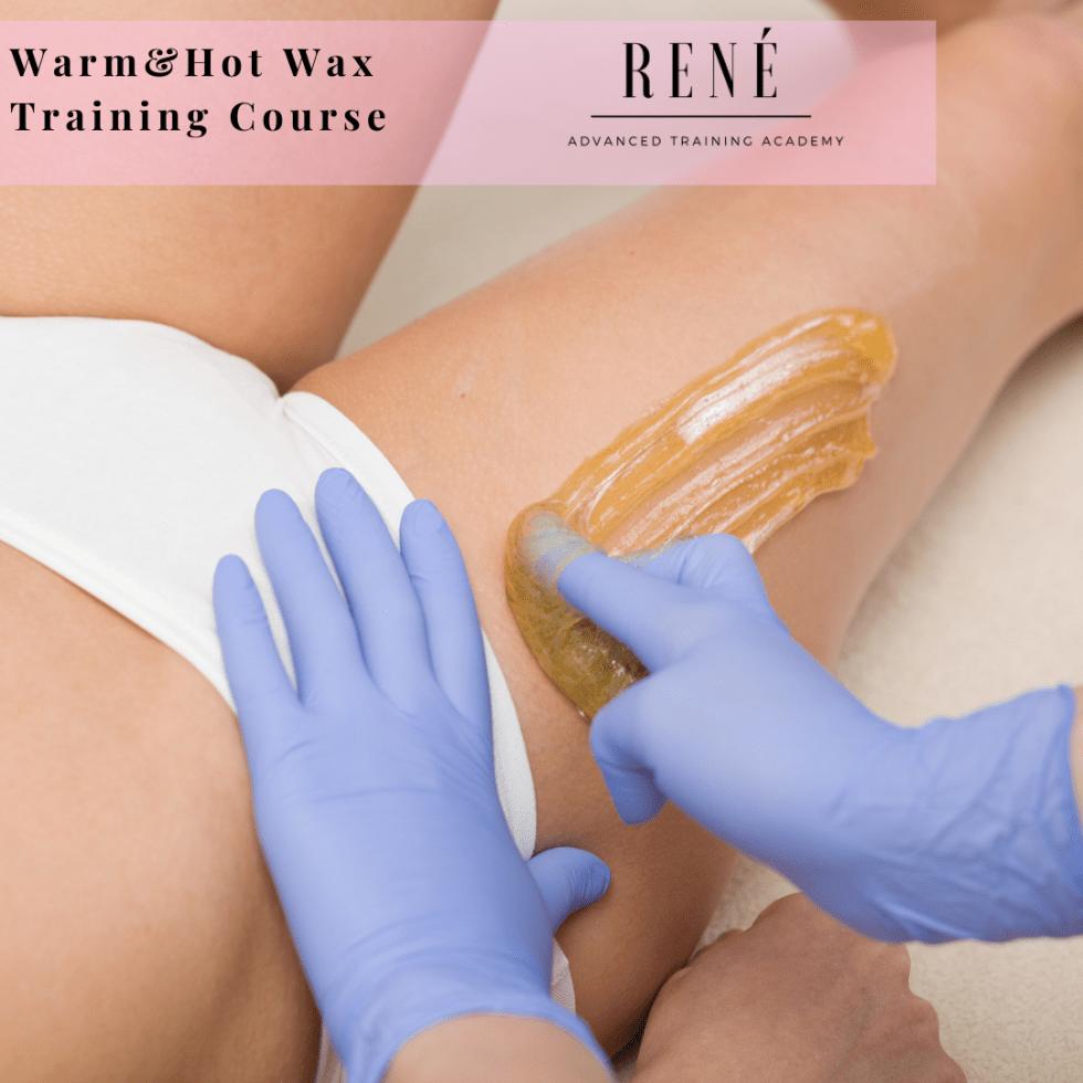 Online Hot & Warm Waxing Training