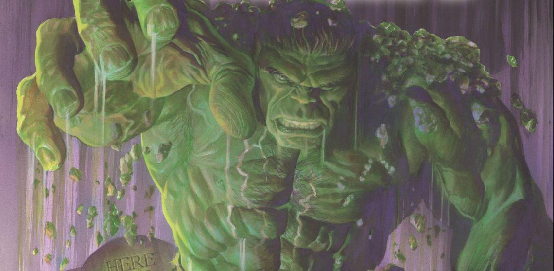 Bruce banner ist Hulk!