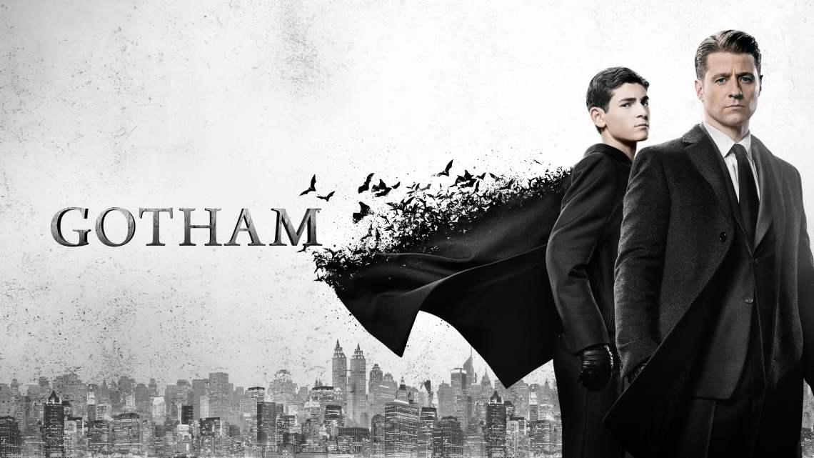Gotham - Gordon und Bruce Wayne