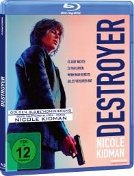 Die Blu-ray von Destroyer