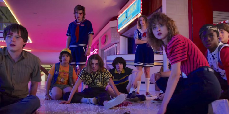 Stranger Things 3 Characters