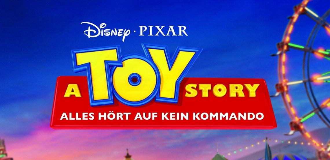 Toy Story 4 Logo