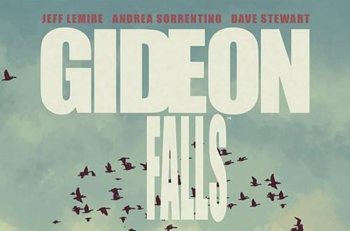 Gideon Falls Band 2 Logo