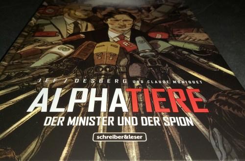 Alphatiere vom Schreiber und Leser Verlag