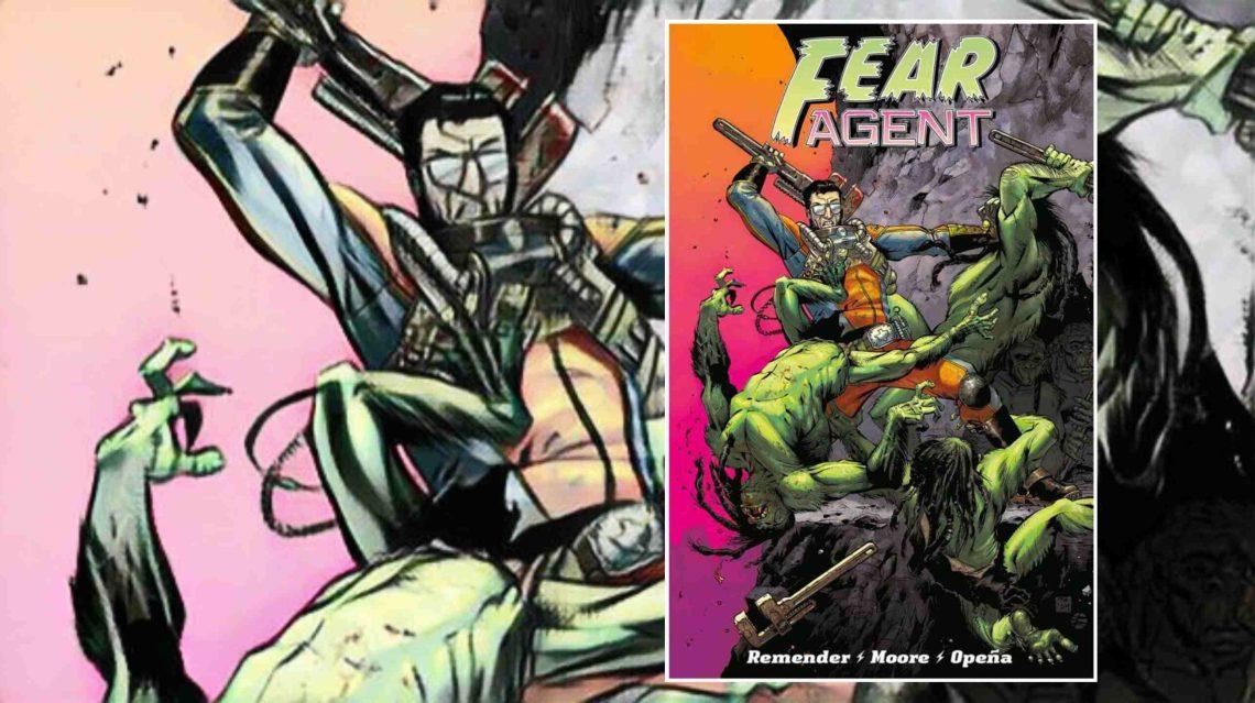Fear Agent aus dem Hause Cross Cult von Rick Remender (Bild: Renes Nerd Cave/Cross Cult)