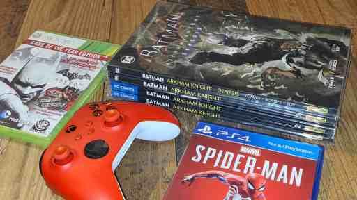 Games gehören mittlerweile zu Comics fest dazu! (Bild: Renes Nerd Cave)