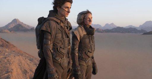 Die endlose Wüste aus Arrakis (Bild: Warner Bros. Pictures)