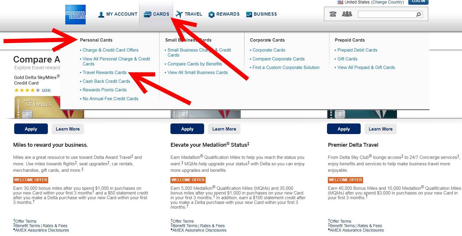 Amex travel point cards rens pointsrens points reheart Choice Image
