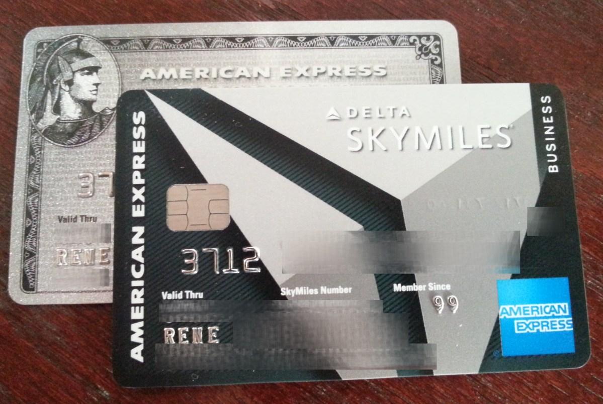 delta reserve and platinum amex cards delta points blog - Renés ...