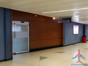 Delta Sky Club Chicago Ohare review RenesPoints blog (2)