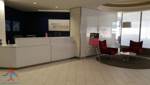 Delta Sky Club E Concorse Atlanta ATL review RenesPoints blog (10)