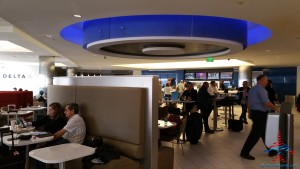 Delta Sky Club E Concorse Atlanta ATL review RenesPoints blog (13)