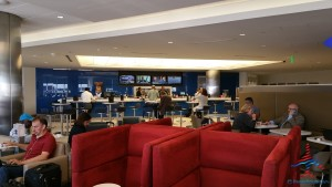 Delta Sky Club E Concorse Atlanta ATL review RenesPoints blog (15)