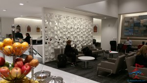 Delta Sky Club SFO San Francico airport food choices Renes Points Blog (5)