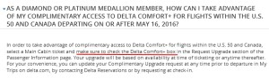 PLEASE dont do what Delta tells you to do