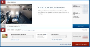 delta FCM or First Class Monetization - did i do an unforgivable act renes points blog