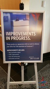 delta sky club atlanta ATL T concourse review RenesPoints blog (5)