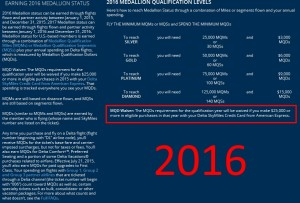 2016 delta flying year mqms