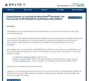 15000 bonus delta mqms renes points blog