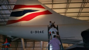 Barbados Concorde Experience British Air Renes Points blog review (5)