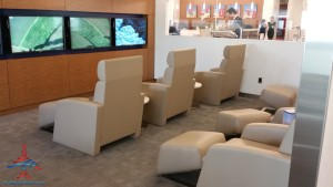 Delta Sky Club NYC New York City T4 JFK Review Renes Points blog (22)