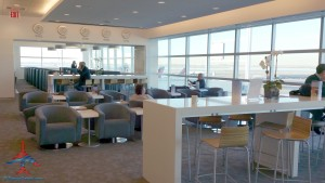 Delta Sky Club NYC New York City T4 JFK Review Renes Points blog (8)