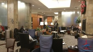 Delta Sky Club SkyCLub Detroit DTW airport main A concourse review RenesPoints blog (16)