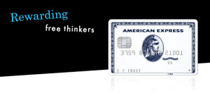 amex rewarding free thinkers