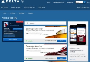 print vouchers off delta-com for hoou
