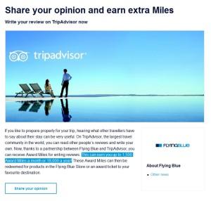 flying blue trip advisor 1