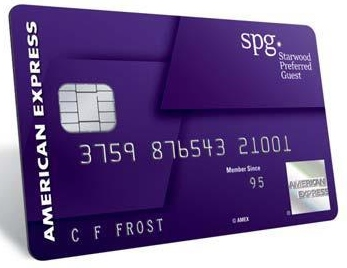 spg personal amex card