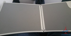 FA tip on how to fix a broken tray table that sags delta renespoints blog 1