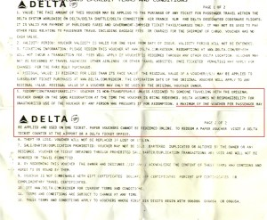 bump voucher rules from delta air lines renespoints blog
