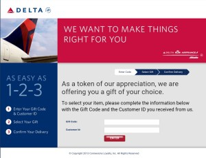 delta gift card choice screen shot 1 renespoints blog