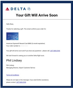 delta gift card choice screen shot 5 renespoints blog